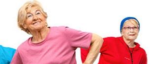 חוג התעמלות למבוגרים
