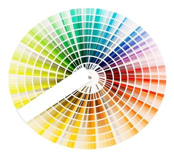 מניפת הצבעים של נירלט